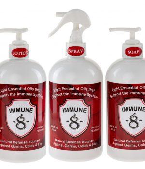 Immune 8 Trio Bundles